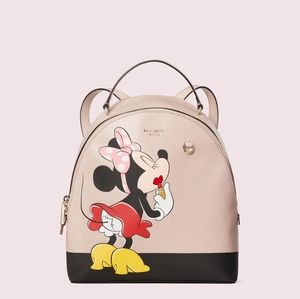 Kate Spade Disney Minnie Mouse Backpack